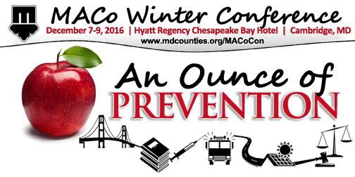 2016 (December) Winter Conference - An Ounce of Prevention - Logo