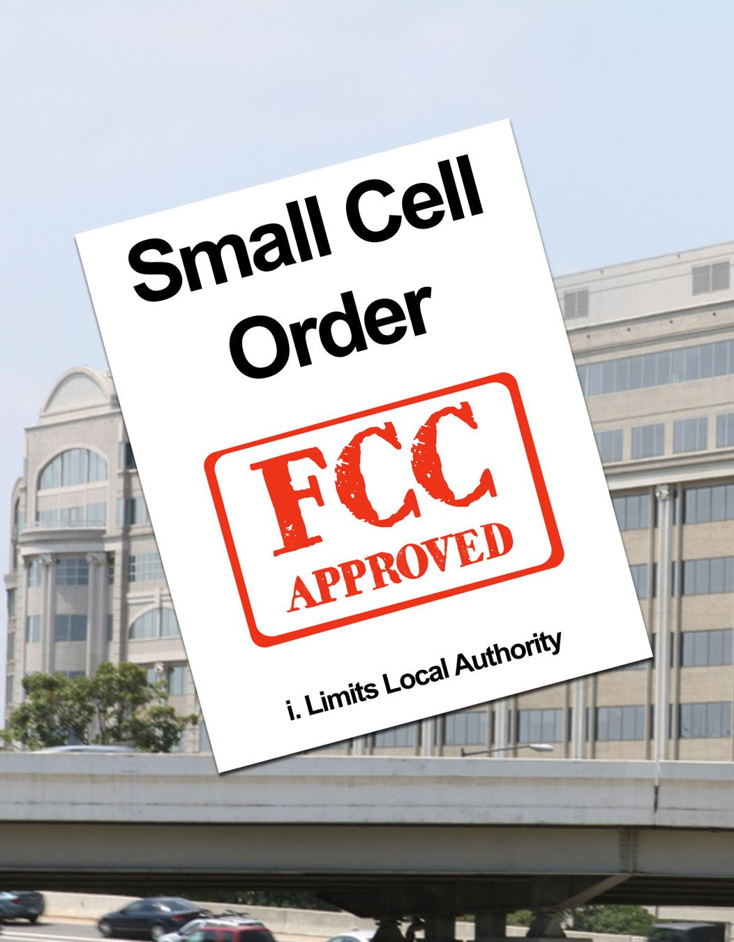 FCC Small Cell Order